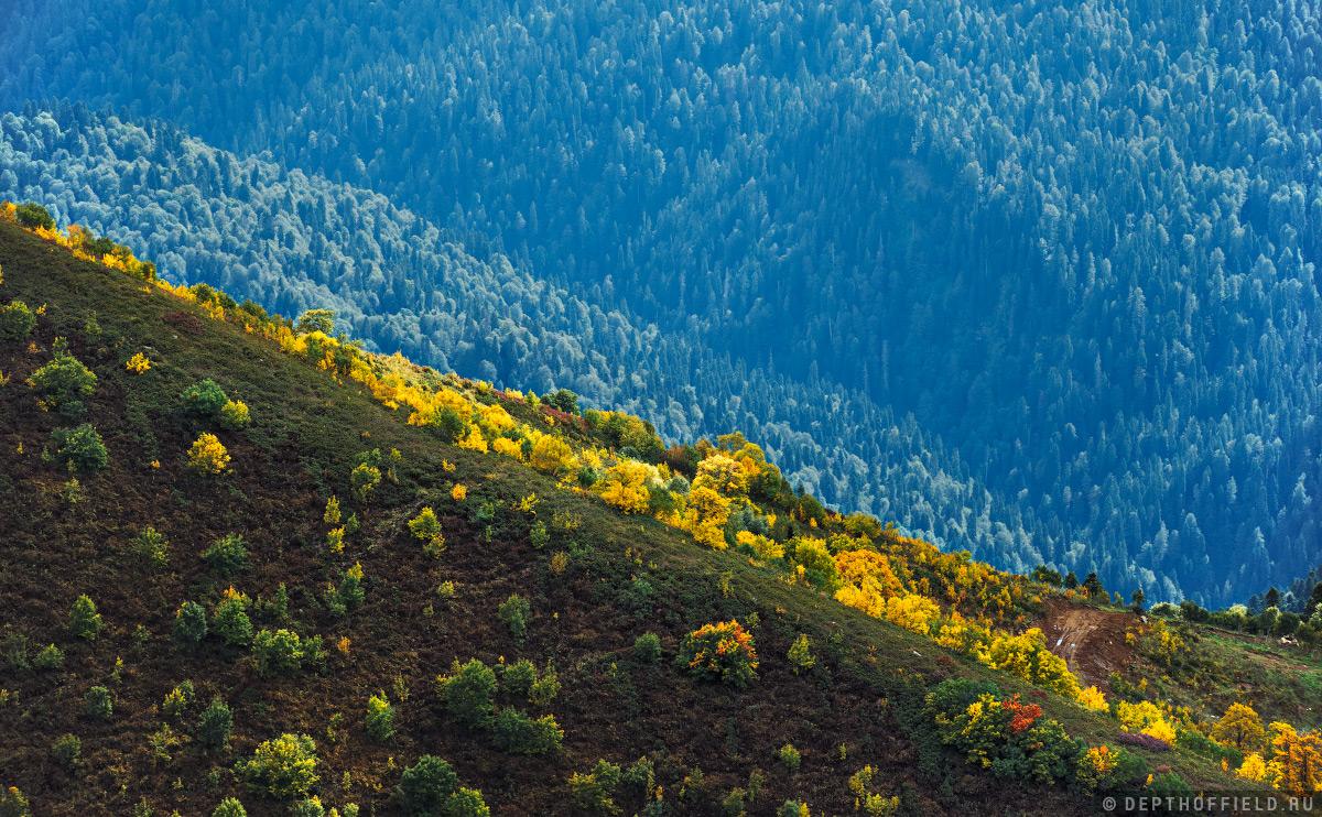 Пейзажи Кавказа. Часть вторая