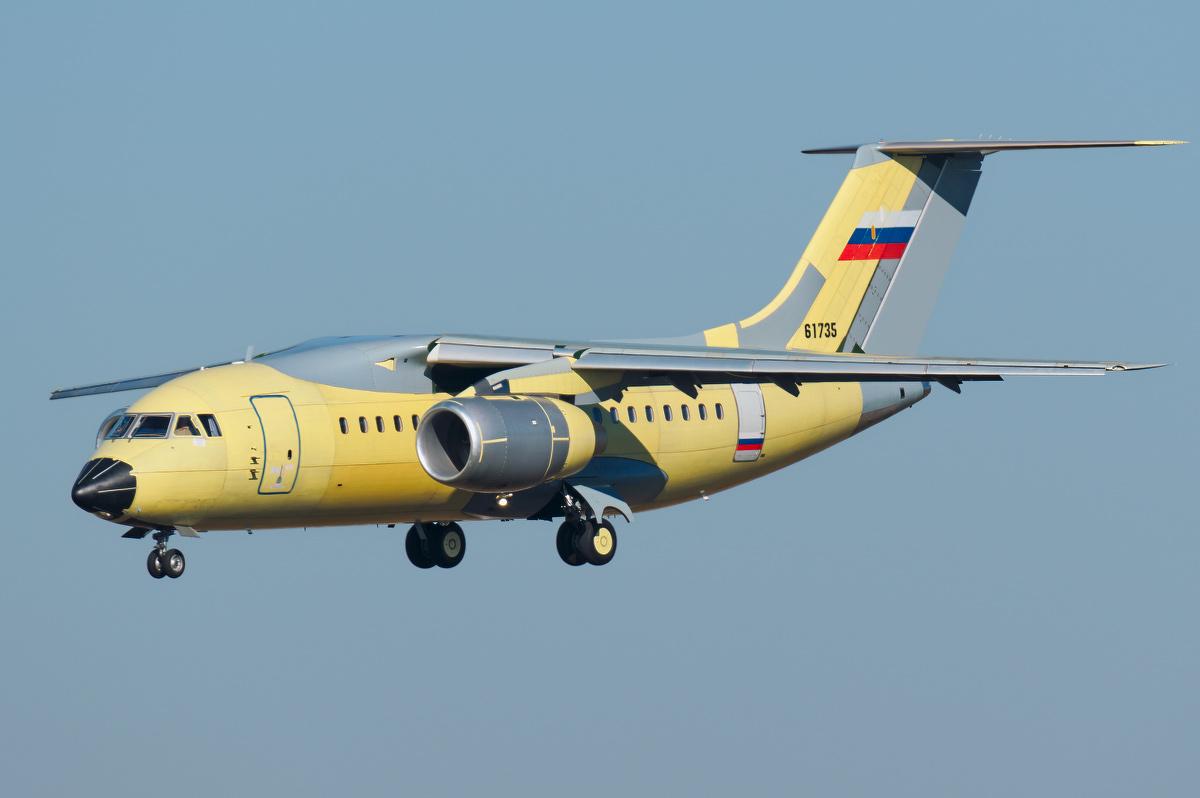 Последний Ан-148 передан на испытания