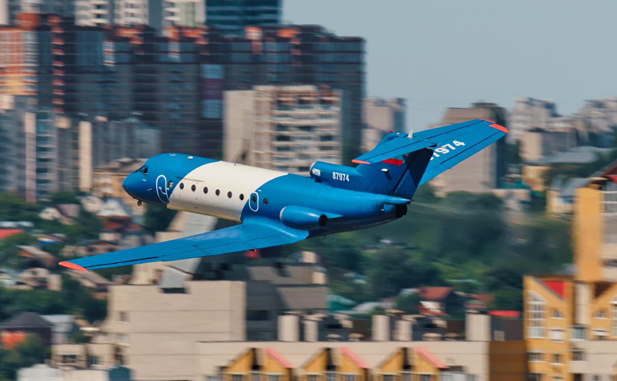 Самолёт-калибровщик Як-40К
